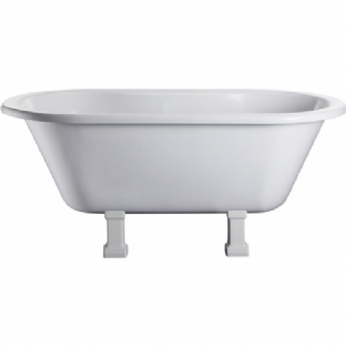 Windsor double ended bath 1500 x 750mm